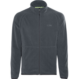 High Colorado Kufstein Fleece Jas Heren, anthracite